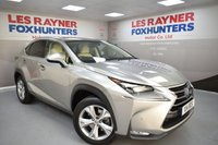 USED 2014 64 LEXUS NX 2.5 300H PREMIER 5d AUTO 153 BHP DAB Radio, Wireless Mobile charger, Full Leather, Park sensors & Cameras
