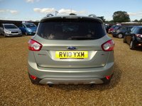 "USED 2010 10 FORD KUGA 2.0 TITANIUM TDCI AWD 5d 134 BHP MOT 15th March 2020... 4x4 Model...  3 Owners (Last Since 2014)... Comprehensive Service History... Privacy Glass... 18"" Alloys... Bluetooth... DAB Stereo... Cruise Control... Climate Control (Cold)... Vauxhall Main Dealer in Hampshire Part Exchange... Warranty With Recovery Included"