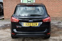 USED 2013 62 FORD B-MAX 1.6 ZETEC 5d AUTO 104 BHP WE OFFER FINANCE ON THIS CAR