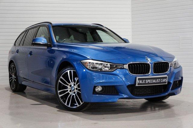 2014 14 BMW 3 SERIES 2.0 320D XDRIVE M SPORT TOURING AUTO (SAT NAV)