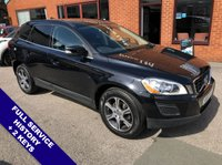 "USED 2012 12 VOLVO XC60 2.4 D5 SE AWD 5DOOR 212 BHP USB & AUX   :   Cruise Control   :   Bluetooth   :   Climate Control / Air Conditioning      Heated Front Seats   :   Automatic Tailgate   :   Rear Parking Sensors   :   18"" Alloy Wheels      Full Service History     :     2 Keys"