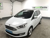 USED 2015 65 FORD GRAND C-MAX 2.0 TITANIUM X TDCI 5d 148 BHP