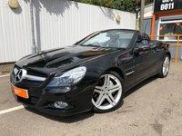 USED 2011 11 MERCEDES-BENZ SL 3.5 SL350 2d AUTO 315 BHP