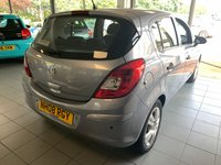 USED 2008 08 VAUXHALL CORSA 1.0 BREEZE 5d 60 BHP