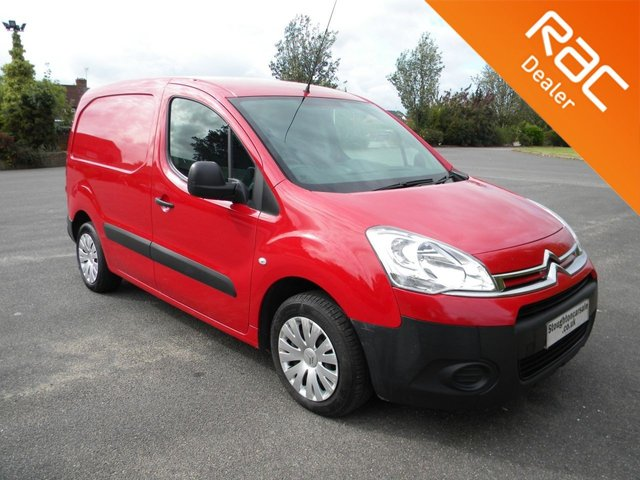 USED 2015 15 CITROEN BERLINGO 1.6 625 LX L1 HDI 1d 74 BHP Part Ex to clear - Marks All Round
