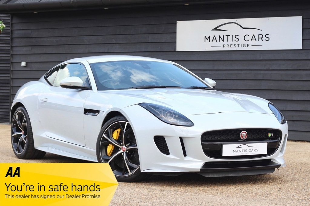USED 2014 64 JAGUAR F-TYPE 5.0 V8 R Quickshift (AWD) 2dr