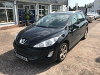 USED 2010 10 PEUGEOT 308 1.6 SW SPORT HDI 5d 110 BHP ESTATE MOT JULY 2020!-SERVICE HISTORY-BLUETOOTH-1 FORMER KEEPER-DIESEL