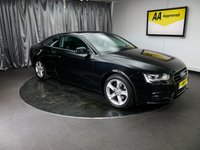 USED 2012 62 AUDI A5 2.0 TDI SE TECHNIK 2d 174 BHP £0 DEPOSIT FINANCE AVAILABLE, AUX INPUT, AIR CONDITIONING, BLUETOOTH, CLIMATE CONTROL, FM/AM RADIO, ELECTRONIC PARKING BRAKE, STEERING WHEEL CONTROLS, SAT-NAV,, ELECTRONIC PARKING BRAKE, TRIP COMPUTER