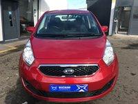 USED 2012 12 KIA VENGA 1.4 CRDI 2 5d 89 BHP ****ParkingAid,Bluetooth,£30RoadTax,LowMiles,FSH****