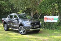 2019 FORD RANGER WILDTRAK AUTOMATIC BITURBO 2.0 PRE REG £27995.00