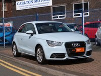 2011 AUDI A1 1.4 TFSI SPORT 3d AUTO £8995.00