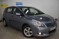USED 2009 59 TOYOTA VERSO 1.8 TR VALVEMATIC 5d 145 BHP