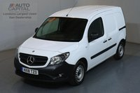 USED 2018 18 MERCEDES-BENZ CITAN 1.5 109 CDI BLUEEFFICIENCY 90 BHP ULEZ COMPLIANT ONE OWNER FROM NEW