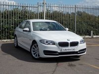 2014 BMW 5 SERIES 2.0 520D SE 4d AUTO 188 BHP £SOLD