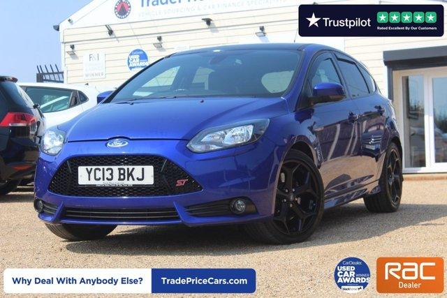 Used Ford Focus cars in Essex, Ford Focus Essex from Trade