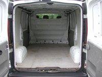 USED 2007 07 VAUXHALL VIVARO 2.0 2900CDTI SWB 1d 90 BHP Van - SOLD Only 67000 miles, Twin Side Doors