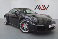 USED 2016 66 PORSCHE 911 3.0 CARRERA 4S PDK 2d AUTO 414 BHP