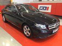 USED 2017 17 MERCEDES-BENZ E CLASS 2.0 E 220 D SE 4d AUTO 192 BHP FULL Mercedes Benz SERVICXE HISTORY