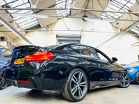 USED 2015 65 BMW 4 SERIES 2.0 420d M Sport Gran Coupe (s/s) 5dr PERFORMANCE-PACK+19S+REVCAM!