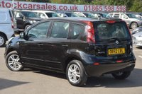 USED 2012 62 NISSAN NOTE 1.4 16v Acenta 5dr FULL SERVICE HISTORY*AIR CON