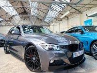 USED 2015 15 BMW 3 SERIES 2.0 320d BluePerformance M Sport (s/s) 4dr PERFORMANCEPACK+19S+VERYTIDY