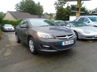 USED 2013 13 VAUXHALL ASTRA 1.6 EXCLUSIV 5d 113 BHP