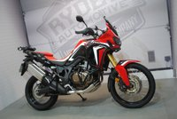 USED 2017 67 HONDA CRF1000L AFRICA TWIN ABS