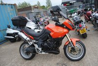 2010 TRIUMPH TIGER 1050 ABS  £4490.00