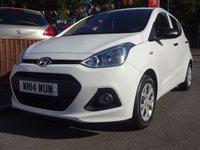 2014 HYUNDAI I10 1.0i S 5-door *£20 ROAD TAX* £4295.00