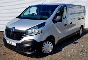 2014 RENAULT TRAFIC 1.6 LL29 BUSINESS DCI S/R P/V 1d 115 BHP £6395.00