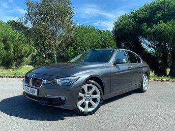 2015 BMW 3 SERIES 3.0 330D XDRIVE LUXURY 4d AUTO 255 BHP £12950.00