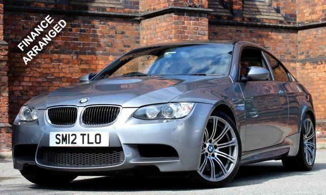 2012 12 BMW M3 4.0 M3 2d AUTO 415 BHP [ EDC ]