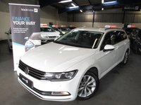 USED 2016 16 VOLKSWAGEN PASSAT 2.0 SE BUSINESS TDI BLUEMOTION TECHNOLOGY 5d 148 BHP