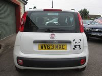 USED 2013 63 FIAT PANDA 1.2 EASY 5d 69 BHP ONLY £30 FOR 12 MONTHS ROAD TAX