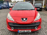 USED 2009 09 PEUGEOT 207 1.6 SW SPORT 90 5d Service History Estate Car Alloy Wheels Air Conditioning Panoramic Roof  Peugeot 207 1.6 SW Estate Service History Estate Car Alloy Wheels Air Conditioning 12 Months FREE AA Breakdown cover