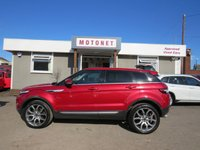 USED 2011 61 LAND ROVER RANGE ROVER EVOQUE 2.2 SD4 PRESTIGE 5DR AUTOMATIC DIESEL 190 BHP +++SEPTEMBER SALE NOW ON+++