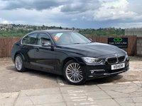 USED 2014 14 BMW 3 SERIES 2.0 320D XDRIVE LUXURY 4d AUTO 181 BHP