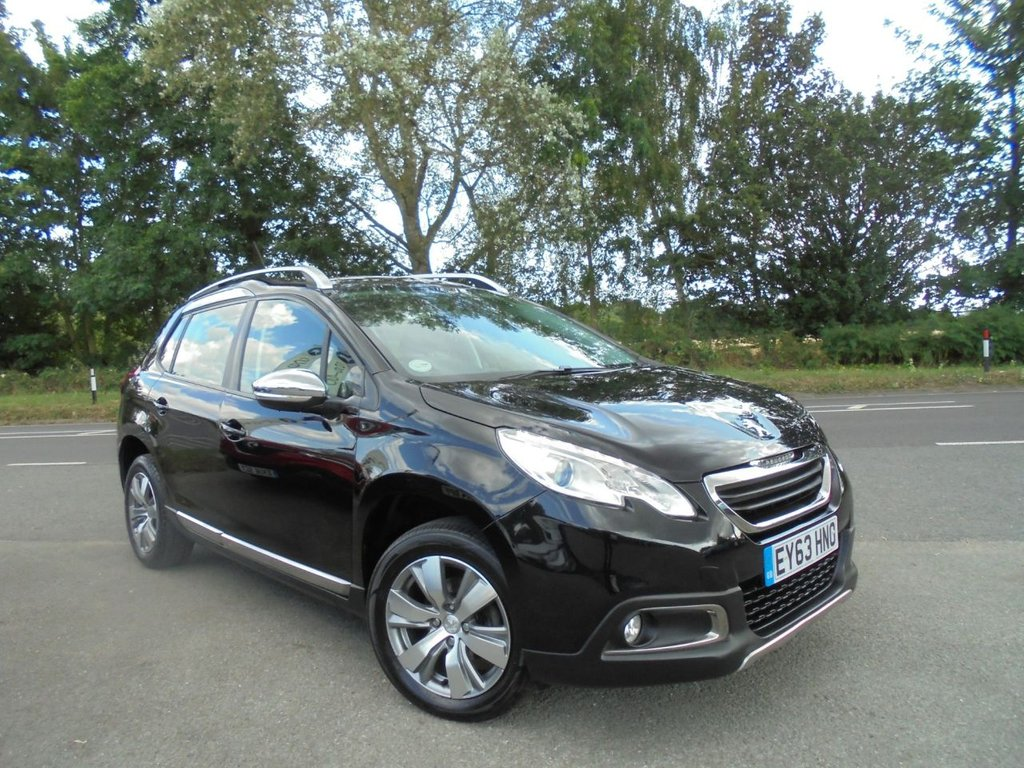 2013 Peugeot 2008 HDI Active £6,295