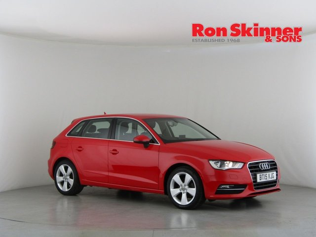 View our 2015 15 AUDI A3 1.2 TFSI SPORT 5d 109 BHP