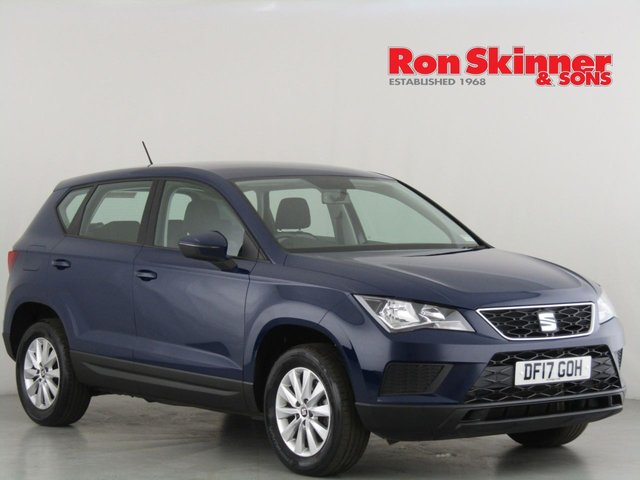 View our 2017 17 SEAT ATECA 1.0 TSI ECOMOTIVE S 5d 114 BHP