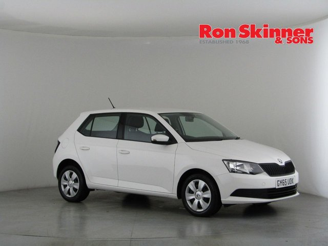 View our 2015 65 SKODA FABIA 1.0 S MPI 5d 74 BHP