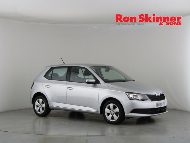 View our 2017 17 SKODA FABIA 1.0 SE MPI 5d 74 BHP