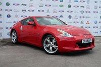 2009 NISSAN 370Z 3.7 V6 GT 3d 326 BHP £11495.00