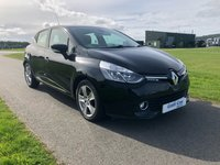 USED 2015 15 RENAULT CLIO 1.1L DYNAMIQUE MEDIANAV 5d 75 BHP