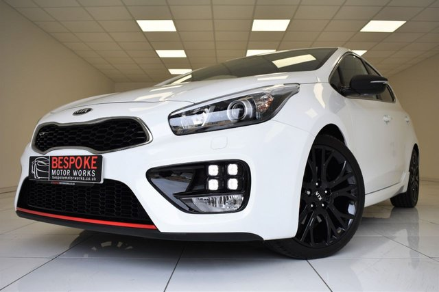 2015 15 KIA CEED 1.6 GT TECH 5 DOOR