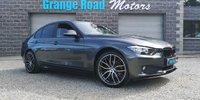 2012 BMW 3 SERIES 2.0 320D SE 4d AUTO 182 BHP £10650.00