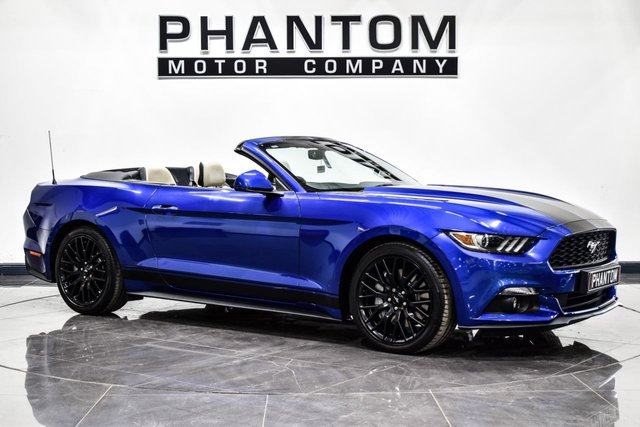USED 2017 66 FORD MUSTANG 2.3 ECOBOOST 2d AUTO 313 BHP