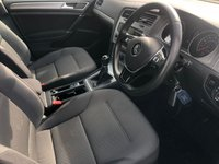 USED 2016 VOLKSWAGEN GOLF 1.6 MATCH EDITION TDI (ONE LOCAL OWNER)