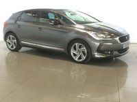 USED 2016 16 DS DS 5 2.0 THP ELEGANCE S/S EAT6 5d AUTO 178 BHP 1 OWNER | SAT NAV | PAN ROOF |