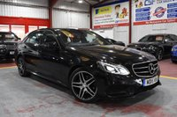 2015 MERCEDES-BENZ E CLASS 2.1 E220 BLUETEC AMG NIGHT EDITION 4d AUTO 174 BHP £14495.00
